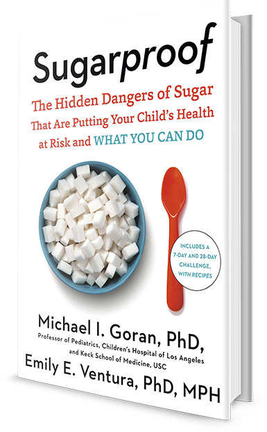 Sugarproof – The Hidden Dangers of Sugar That Are Putting Your Child's Health at Risk and What You Can Do book
